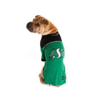 Picture of CLOTHING K/9 CFL JERSEY X Small - Saskatchewan Roughriders