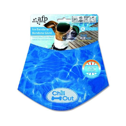Picture of BANDANA  AFP CHILL OUT ICE BANDANA - X Large