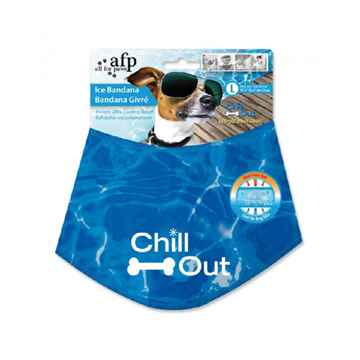 Picture of BANDANA  AFP CHILL OUT ICE BANDANA - Large
