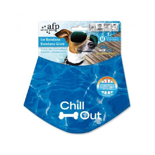 Picture of BANDANA  AFP CHILL OUT ICE BANDANA - Medium