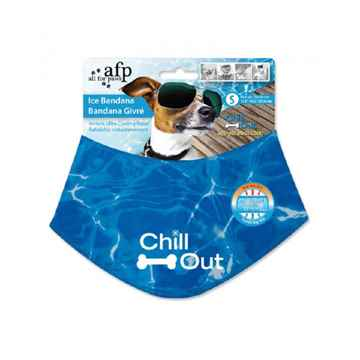 Picture of BANDANA  AFP CHILL OUT ICE BANDANA - Small(d)