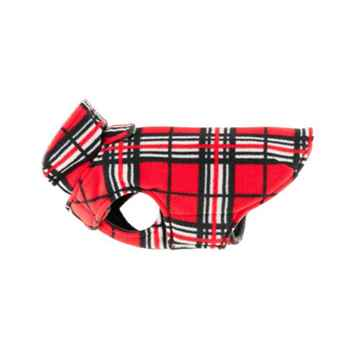Picture of COAT RC WHISTLER WINTER WEAR Red Tartan - Size 14