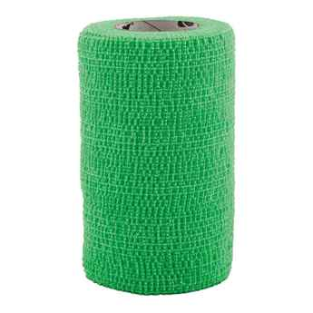 Picture of POWERFLEX EQUINE BANDAGE Neon Green - 4in x 5yds - ea