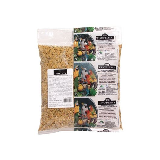 Picture of AVIAN FOOD TROPIMIX Egg Food Mix for Budgies/Canaries/Finches -3.63kg