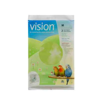 Picture of BIRD CAGE Vision Cage Paper Only (80273) 22.5in x 13in - 2 pieces(d)