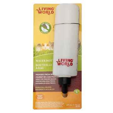 Picture of LIVING WORLD GUINEA PIG LEAKPROOF BOTTLE -  475ml
