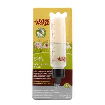 Picture of LIVING WORLD Small Animal LEAKPROOF BOTTLE - 50ml