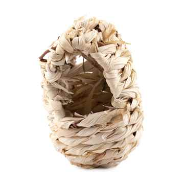 Picture of LIVING WORLD AVIAN SMALL MAIZE PEEL BIRD NEST for Finches (82013)