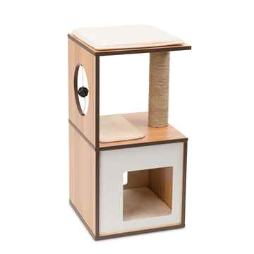 Picture of CAT FURNITURE VESPER V-BOX Small Walnut