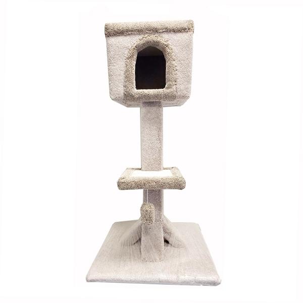 Picture of CAT SCRATCH Cat House - 24in x 24in x 48in