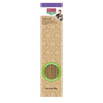 Picture of TOY CAT KONG NATURALS Single Scratcher