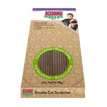 Picture of TOY CAT KONG NATURALS Double Scratcher