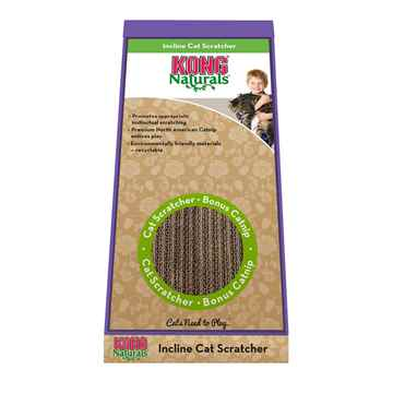 Picture of TOY CAT KONG NATURALS Incline Scratcher