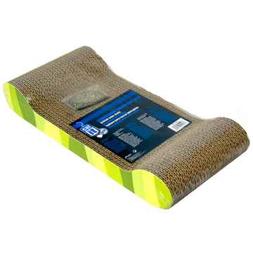 Picture of TOY CAT Catit Lounger Design Scratcher with Catnip- 19.5in
