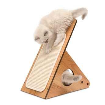 Picture of CAT FURNITURE VESPER V-PLAYSTATION Walnut (52071)