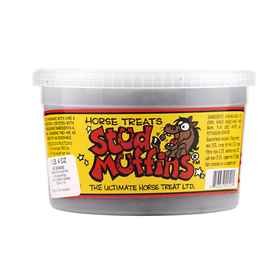 Picture of STUD MUFFINS HORSE TREATS - 20oz tub