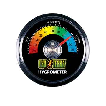 Picture of EXO TERRA REPTILE ANALOG HYGROMETER(PT2466) (nr)