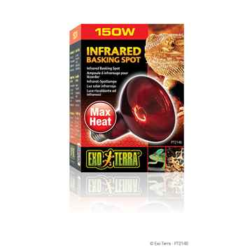 Picture of EXO TERRAHEAT INFRARED BASKING SPOT BULB R30  150w (PT2146)(nr)