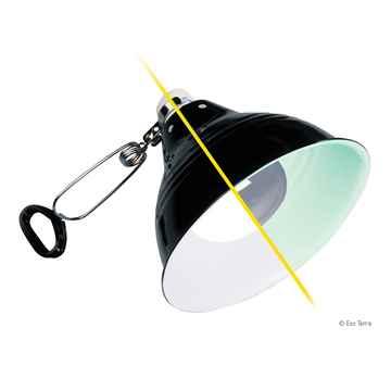 Picture of EXO TERRA INCADESCENT GLOW LIGHT FIXTURE(PT2056) 10in