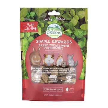 Picture of OXBOW SIMPLE REWARDS PEPPERMINT - 3oz