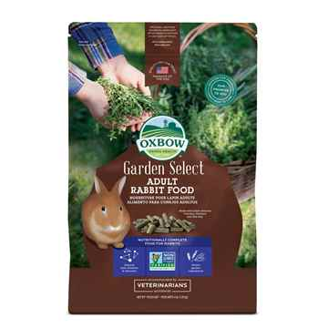 Picture of OXBOW GARDEN SELECT ADULT RABBIT - 4lb