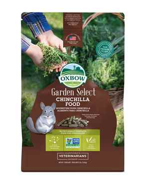 Picture of OXBOW GARDEN SELECT CHINCHILLA - 3lb