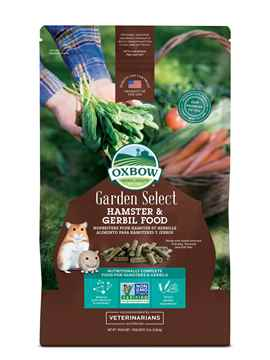 Picture of OXBOW GARDEN SELECT HAMSTER/GERBIL - 1.5lb