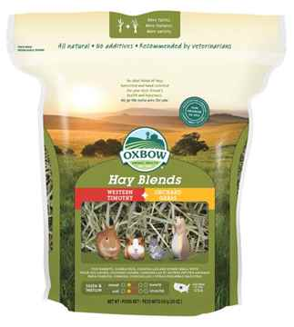 Picture of OXBOW TIMOTHY/ORCHARD GRASS BLEND - 20oz