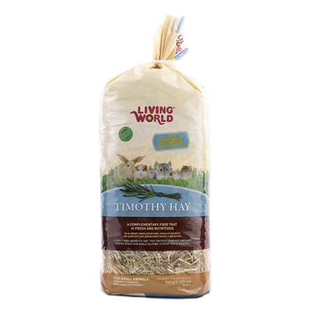 Picture of LIVING WORLD TIMOTHY HAY - 20oz
