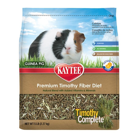 Picture of KAYTEE TIMOTHY COMPLETE Guinea Pig - 5lb(so)