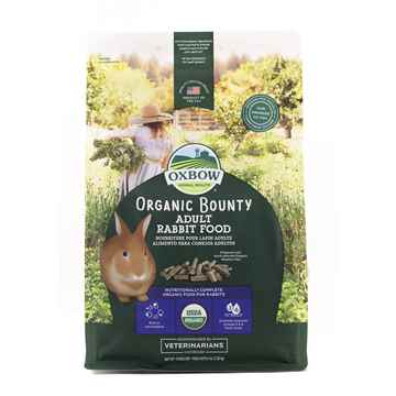 Picture of OXBOW BOUNTY ORGANIC RABBIT PELLETS - 3lb