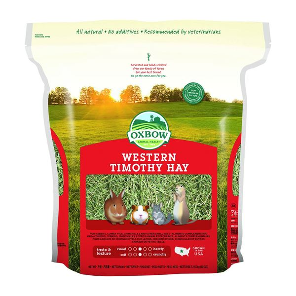 Picture of OXBOW WESTERN TIMOTHY HAY - 90oz