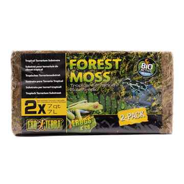 Picture of EXO TERRA Forest Moss (PT3095) - 2 x 7 liter