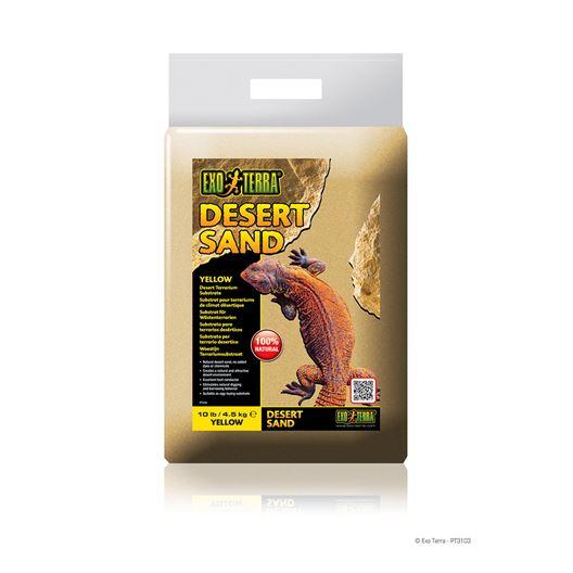 Picture of EXO TERRA DESERT SAND YELLOW GRAVEL(PT3103) - 4.5kg