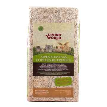 Picture of LIVING WORLD ASPEN WOOD SHAVINGS (61276) - 20 Litre