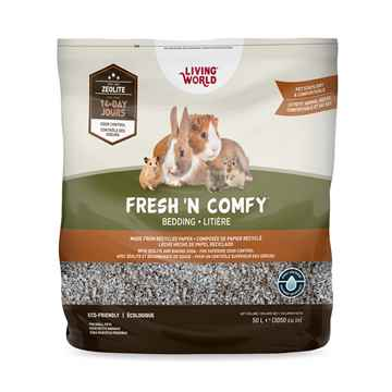 Picture of LIVING WORLD FRESH N COMFY BEDDING Tan - 50 L