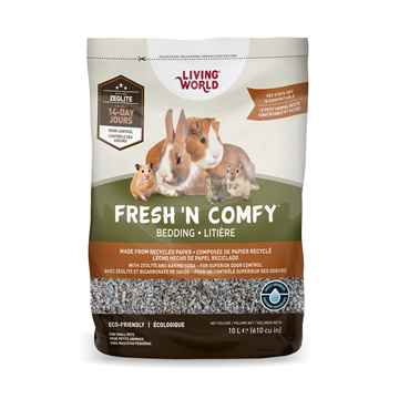 Picture of LIVING WORLD FRESH N COMFY BEDDING Tan - 10 L