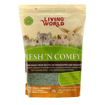 Picture of LIVING WORLD FRESH N COMFY BEDDING Green - 10 L