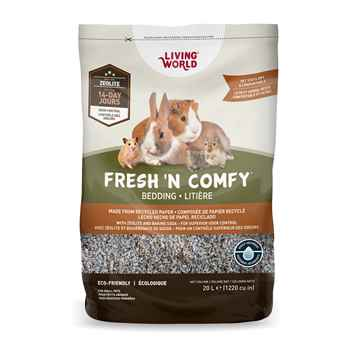 Picture of LIVING WORLD FRESH N COMFY BEDDING Tan - 20 L