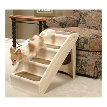 Picture of PUPSTEP PLUS PET STAIRS - for small to med dogs