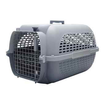 Picture of PET CARRIER DOGIT VOYAGEUR Large Gray/Gray- 24.in L x 16.7in W x 14.5in H