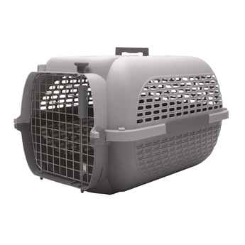 Picture of PET CARRIER DOGIT VOYAGEUR 200 Gray/Gray - 22in L x 14.8in W x 12in  H