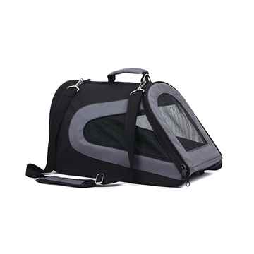 Picture of TUFF CRATE UltraLight Airline Carrier 19in L x 10.5in W x 10.5 in H - Runway Black