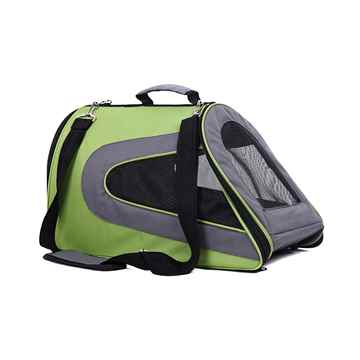 Picture of TUFF CRATE UltraLight Airline Carrier 19in L x 10.5in W x 10.5in H - Lime Green