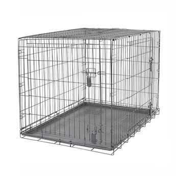 Picture of DOGIT DOUBLE DOOR DOG CRATE with DIVIDER - 48in x 29.3in x 31.5 in