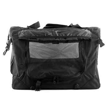 Picture of TUFF CRATE DELUXE SOFT CRATE Medium 27.5in x 18in x 21.5in - Black