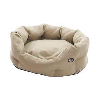 Picture of PET BED Buster Cocoon Style Chinchilla - 18in