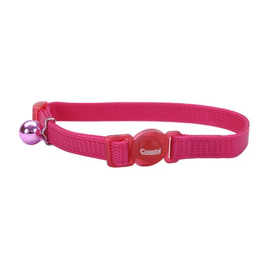 Picture of COLLAR COASTAL CAT BREAKAWAY - Pink Flamingo