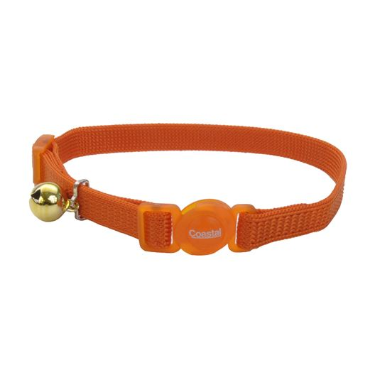 Picture of COLLAR COASTAL CAT BREAKAWAY - Sunset Orange