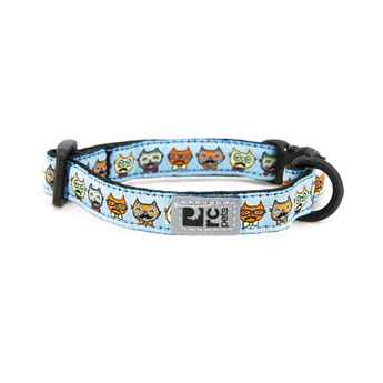 Picture of COLLAR RC CAT BREAKAWAY Meowstache - One Size